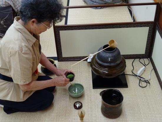 茶道(表千家流)