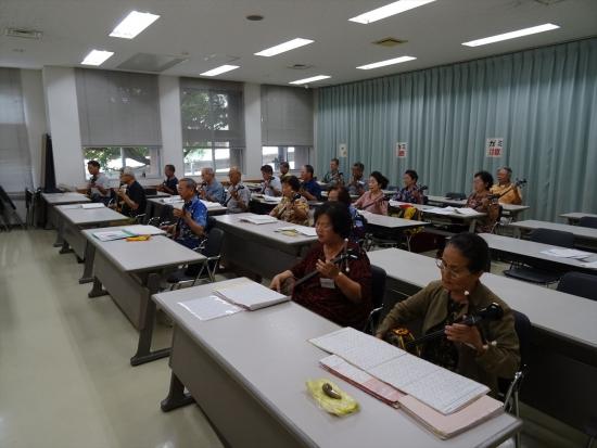 琉球古典音楽