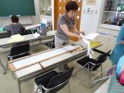 鮫島清美のステンドグラス教室